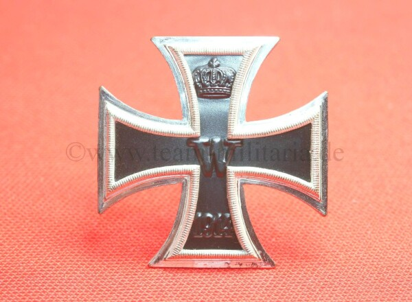 Eisernes Kreuz 1.Klasse 1914 Schinkelversion - STONE MINT CONDITION