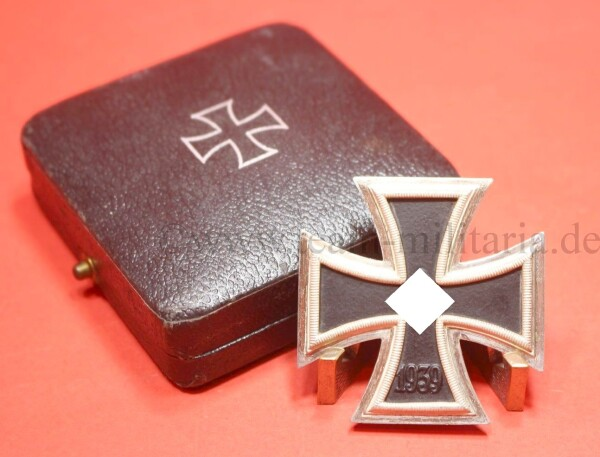 Eisernes Kreuz 1.Klasse 1939 im Etui - MINT CONDITION