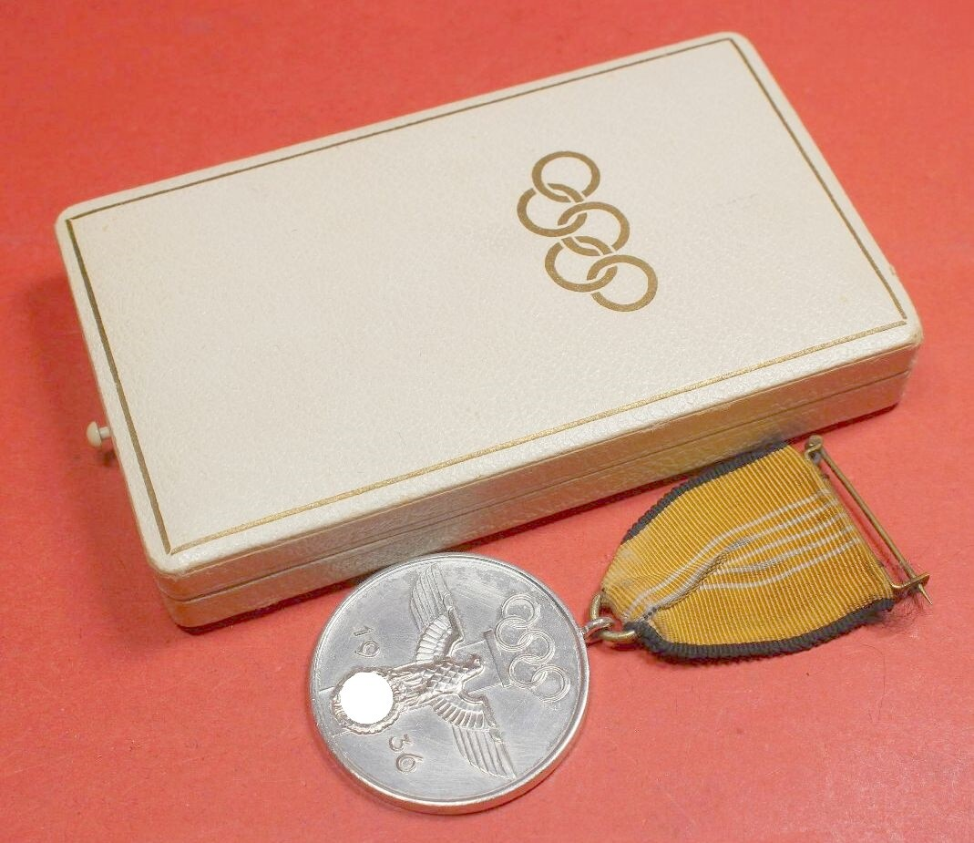 Medaille Olympia