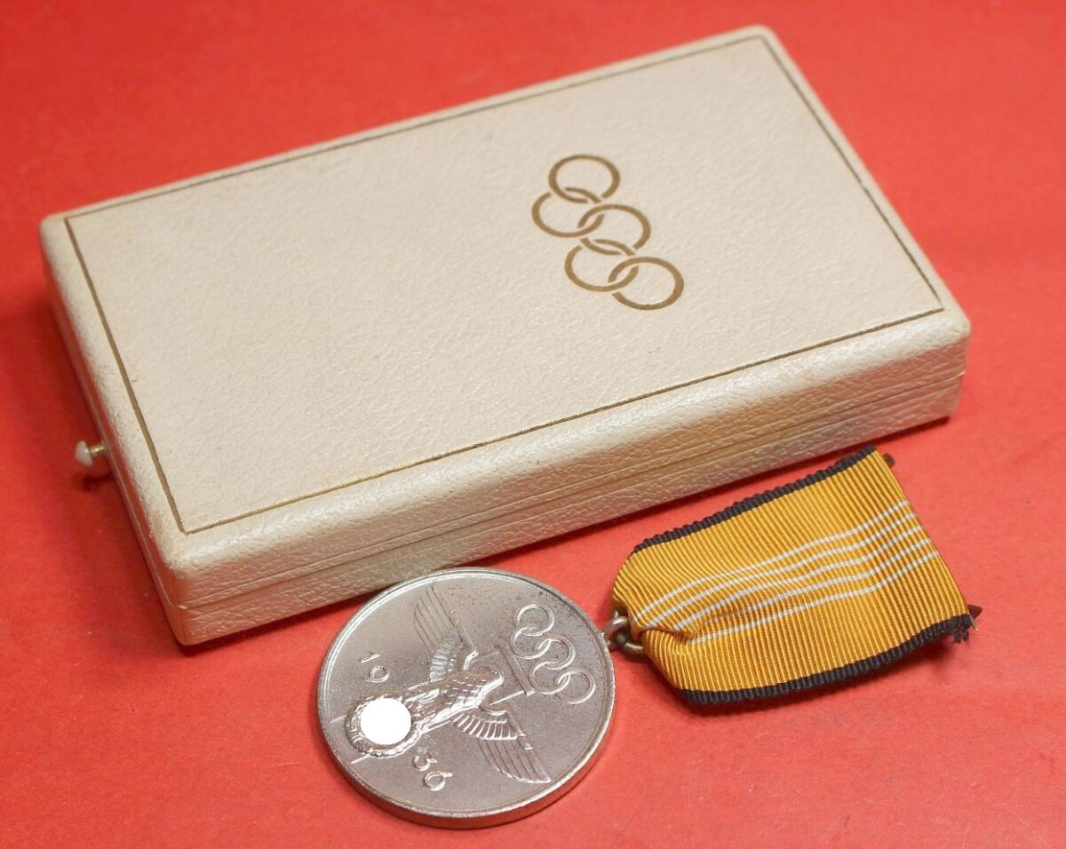 Olympia Medaille